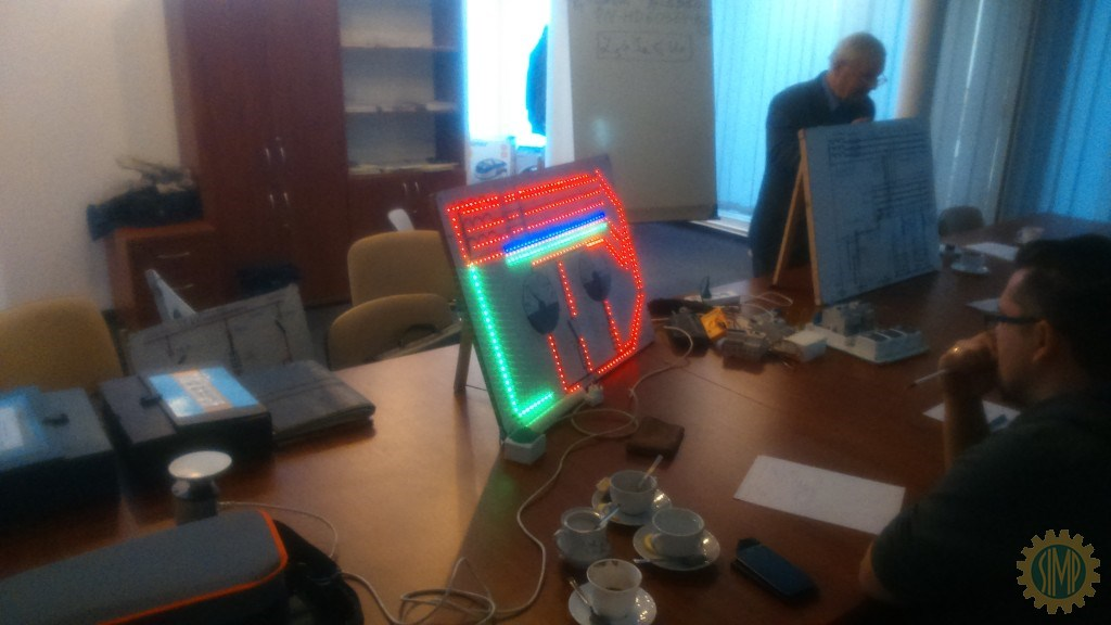 Podczas laboratoryjnych ćwiczeń w naszym Ośrodku